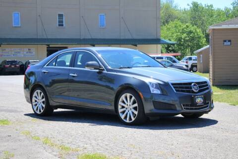 2014 Cadillac ATS for sale at Great Lakes Classic Cars in Hilton NY