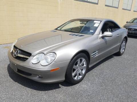 2003 Mercedes-Benz SL-Class for sale at Great Lakes Classic Cars in Hilton NY