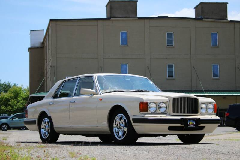 1997 Bentley Brooklands for sale at Great Lakes Classic Cars in Hilton NY