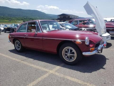 1973 MG MGB for sale at Great Lakes Classic Cars in Hilton NY