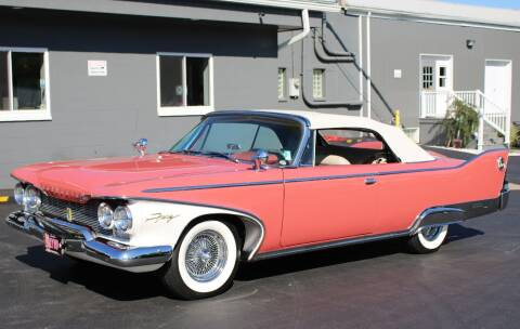 1960 Plymouth Fury for sale at Great Lakes Classic Cars in Hilton NY