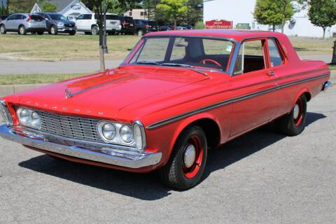 1963 Plymouth Belvedere for sale at Great Lakes Classic Cars in Hilton NY