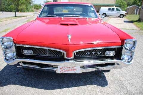 1967 Pontiac GTO for sale at Great Lakes Classic Cars in Hilton NY