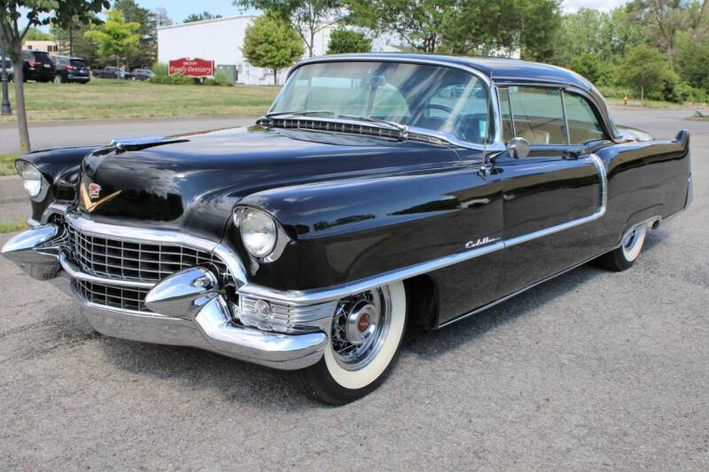1955 Cadillac DeVille for sale at Great Lakes Classic Cars in Hilton NY