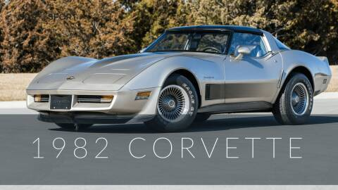 1982 Chevrolet Corvette for sale at Great Lakes Classic Cars in Hilton NY