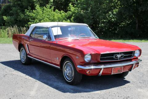 1965 Ford Mustang for sale at Great Lakes Classic Cars in Hilton NY