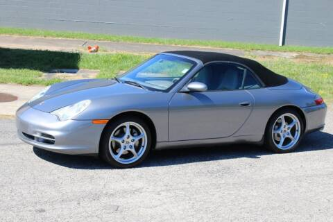 2004 Porsche 911 for sale at Great Lakes Classic Cars in Hilton NY