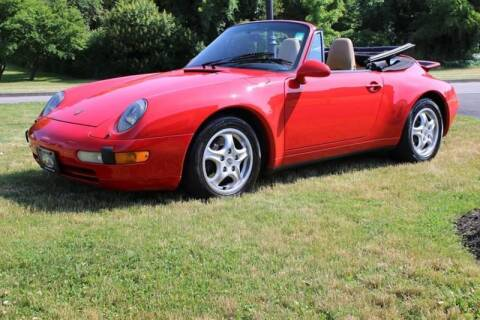 1995 Porsche 911 for sale at Great Lakes Classic Cars in Hilton NY