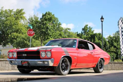 1970 Chevrolet Chevelle Malibu for sale at Great Lakes Classic Cars in Hilton NY