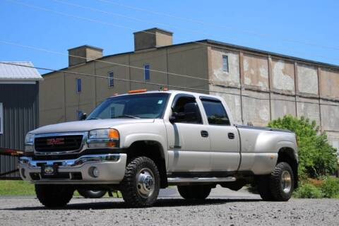 2006 GMC Sierra 3500 for sale at Great Lakes Classic Cars in Hilton NY