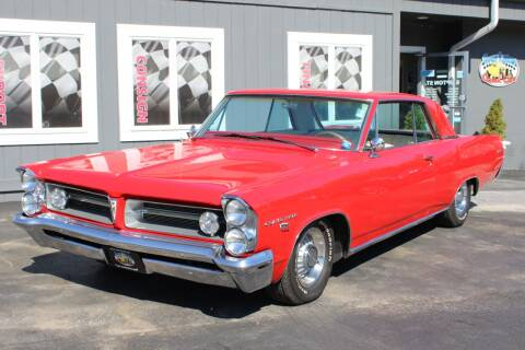1963 Pontiac Grand Prix for sale at Great Lakes Classic Cars in Hilton NY
