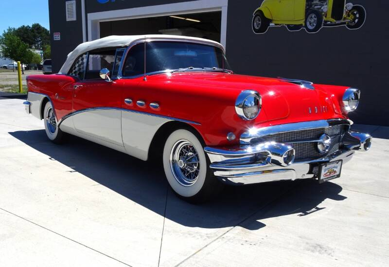 1956 Buick Special for sale at Great Lakes Classic Cars in Hilton NY