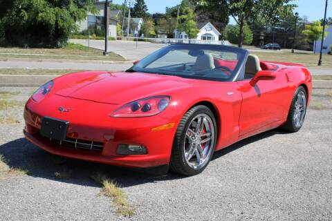 2009 Chevrolet Corvette for sale at Great Lakes Classic Cars in Hilton NY