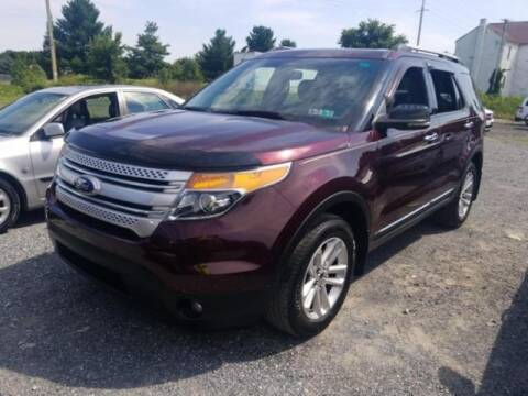 2011 Ford Explorer for sale at Great Lakes Classic Cars in Hilton NY