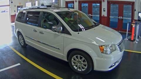 2011 Chrysler Town and Country for sale at Great Lakes Classic Cars in Hilton NY