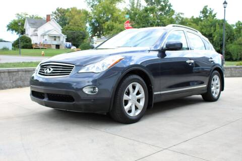 2009 Infiniti EX35 for sale at Great Lakes Classic Cars in Hilton NY