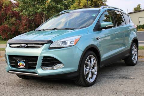 2013 Ford Escape for sale at Great Lakes Classic Cars in Hilton NY