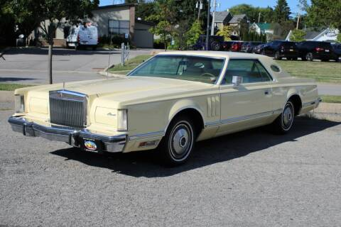 1978 Lincoln Mark V for sale at Great Lakes Classic Cars in Hilton NY