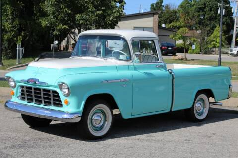1956 Chevrolet 3100 for sale at Great Lakes Classic Cars in Hilton NY