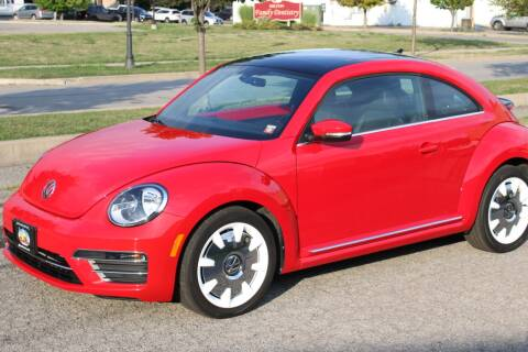 2019 Volkswagen Beetle for sale at Great Lakes Classic Cars in Hilton NY