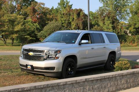 2016 Chevrolet Suburban for sale at Great Lakes Classic Cars in Hilton NY