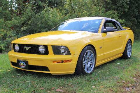 2006 Ford Mustang for sale at Great Lakes Classic Cars in Hilton NY
