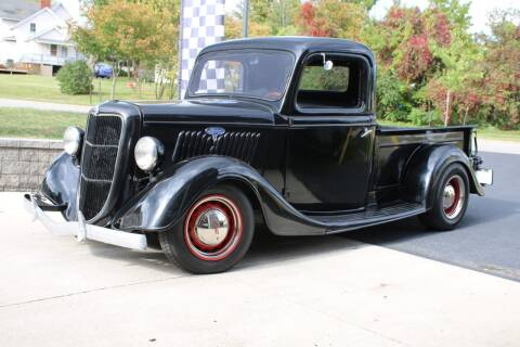 1935 Ford F-100 for sale at Great Lakes Classic Cars in Hilton NY