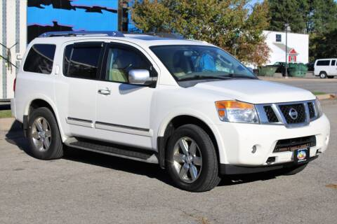2011 Nissan Armada for sale at Great Lakes Classic Cars in Hilton NY