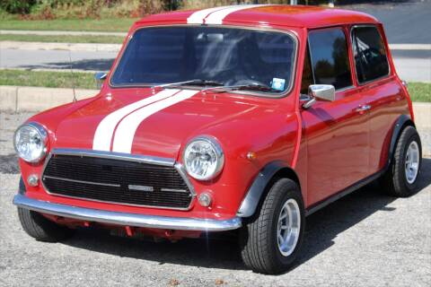 1972 MINI Cooper for sale at Great Lakes Classic Cars in Hilton NY