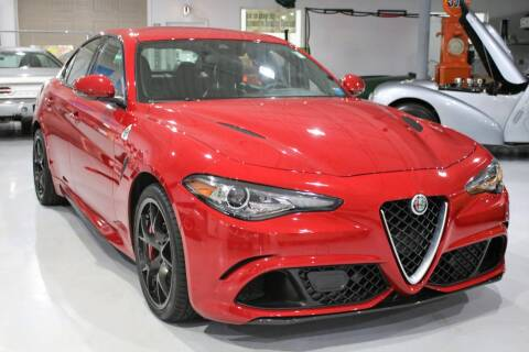 2018 Alfa Romeo Giulia Quadrifoglio for sale at Great Lakes Classic Cars in Hilton NY