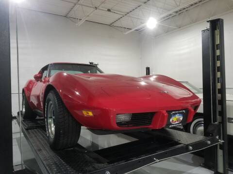 1979 Chevrolet Corvette for sale at Great Lakes Classic Cars in Hilton NY