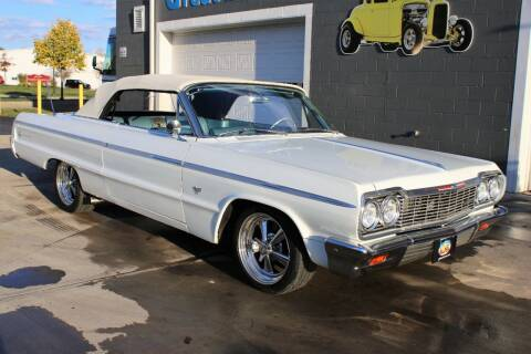 1964 Chevrolet Impala for sale at Great Lakes Classic Cars in Hilton NY