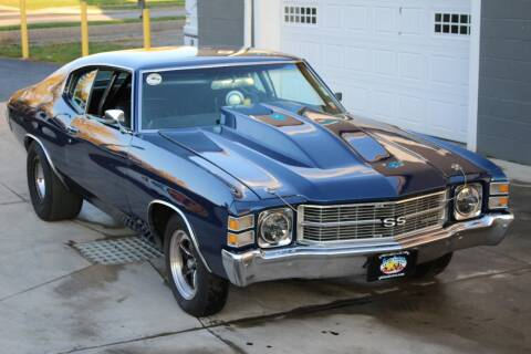 1971 Chevrolet Chevelle Malibu for sale at Great Lakes Classic Cars in Hilton NY