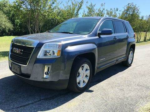 2013 GMC Terrain for sale at Austinite Auto Sales in Austin TX