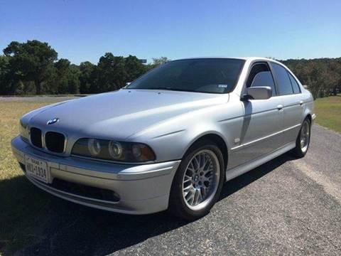 2001 BMW 5 Series for sale at Austinite Auto Sales in Austin TX