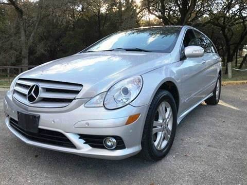 2008 Mercedes-Benz R-Class for sale at Austinite Auto Sales in Austin TX