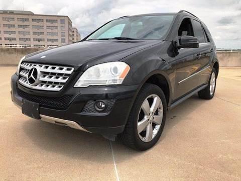 2011 Mercedes-Benz M-Class for sale at Austinite Auto Sales in Austin TX