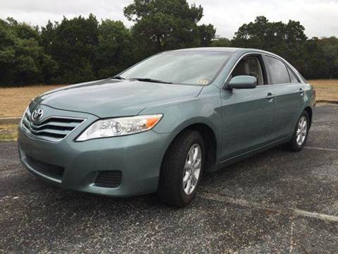 2011 Toyota Camry for sale at Austinite Auto Sales in Austin TX