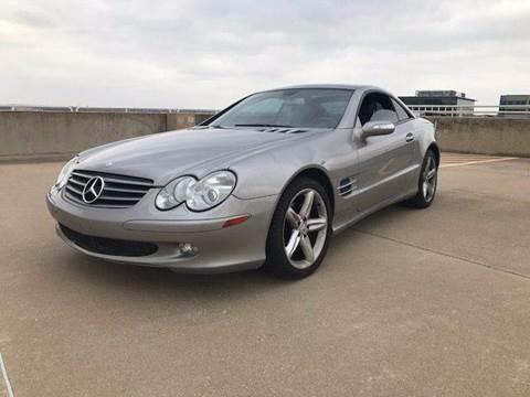 2005 Mercedes-Benz SL-Class for sale at Austinite Auto Sales in Austin TX