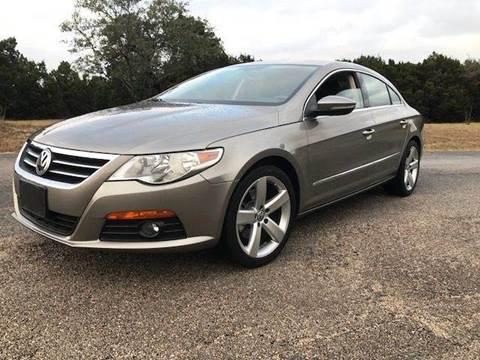 2012 Volkswagen CC for sale at Austinite Auto Sales in Austin TX