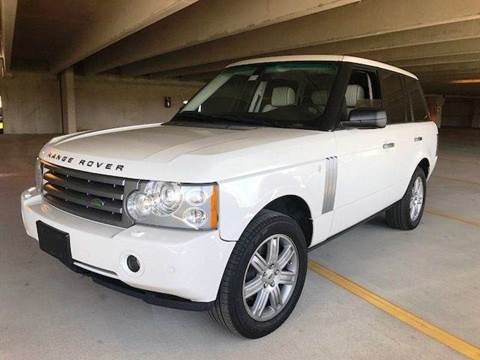 2008 Land Rover Range Rover for sale at Austinite Auto Sales in Austin TX