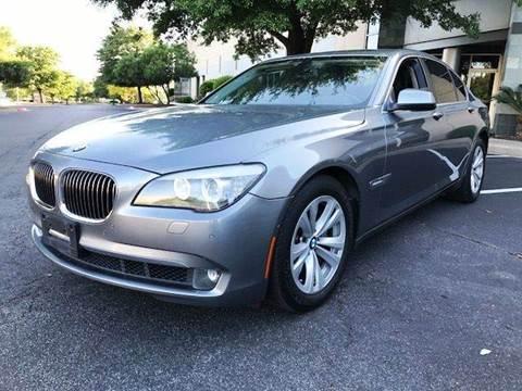 2011 BMW 7 Series for sale at Austinite Auto Sales in Austin TX