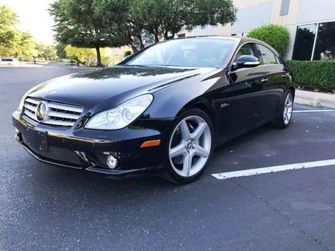 2007 Mercedes-Benz CLS for sale at Austinite Auto Sales in Austin TX