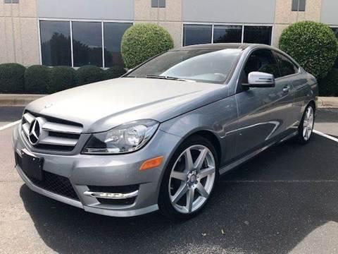 2013 Mercedes-Benz C-Class for sale at Austinite Auto Sales in Austin TX