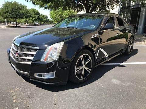 2010 Cadillac CTS for sale at Austinite Auto Sales in Austin TX