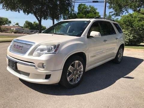 2011 GMC Acadia for sale at Austinite Auto Sales in Austin TX