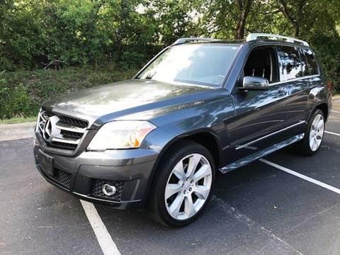 2010 Mercedes-Benz GLK for sale at Austinite Auto Sales in Austin TX