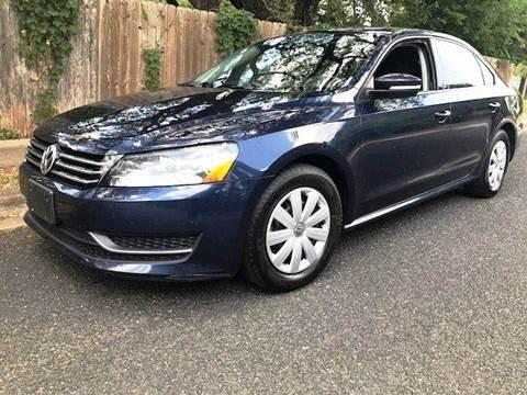 2013 Volkswagen Passat for sale at Austinite Auto Sales in Austin TX