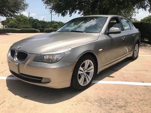 2010 BMW 5 Series for sale at Austinite Auto Sales in Austin TX