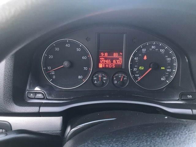 2007 Volkswagen Jetta 2 5 4dr Sedan (2 5L I5 6A) In Austin